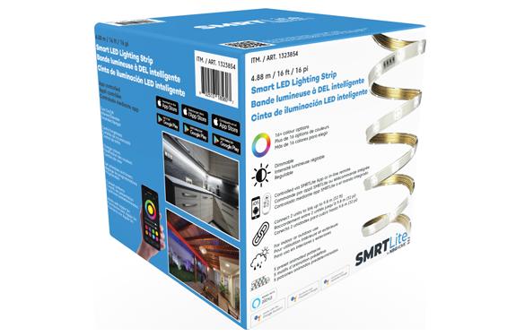 LED Strip Box Mockup